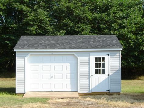 wood garages and sheds