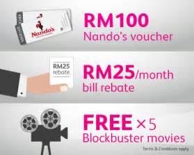 discount vouchers for nandos astro iptv high speed fibre home broadband best in