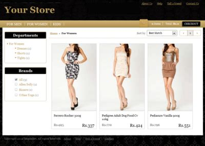 online pattern making website ecommerce website builder create free web store with