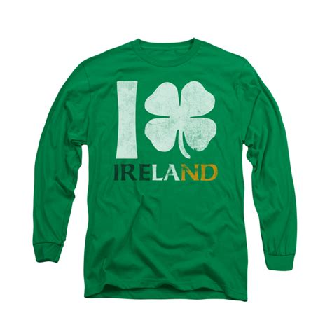 st s day shirt st s day shirt i ireland sleeve