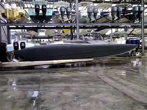black vinyl boat wrap house of wraps matte black catamaran youtube