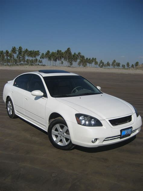 in regards to a 2003 nissan altima 3 2003 nissan altima white smoke from exhaust