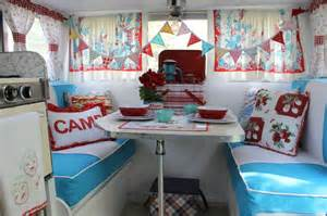 Caravan Awning Curtains Vintage Shasta 171 Cornbread Amp Beans Quilting And Decor