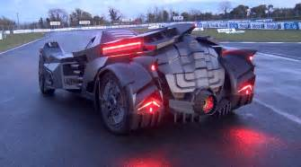 Lamborghini Bat The New Team Galag Batmobile Gumball 3000 2016