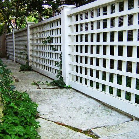 casa cerco cercos perim 233 tricos para casas dise 241 os en diferentes