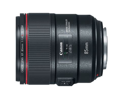 Canon Ef 85mm F 1 4l Is Usm canon ef 85mm f 1 4l is usm new lens announcement