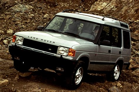 1997 land rover discovery se7 1994 98 land rover discovery consumer guide auto
