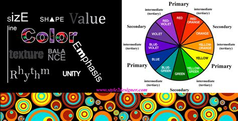 design elements color fundamentals 13 elements of design color images color wheel elements