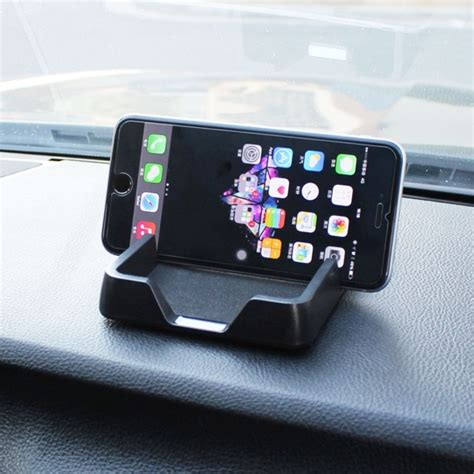Cellphone Mat Silicone Holder Gadget Handphone Travel Car Organizer car dashboard sticky non slip mat for iphone 5s coins phone chargers car perfume and