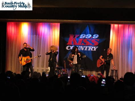 country music concerts ta fl 2013 concert review little big town at 99 9 kiss country s