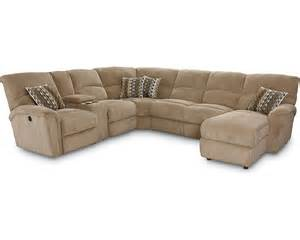 Sectional With Recliner Grand Torino Sectional Sectionals Furniture Furniture