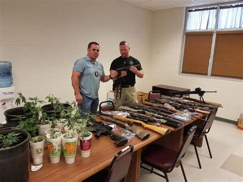 Pittsburg County Oklahoma Warrant Search Search Warrant Leads To Arrest Local News Mcalesternews