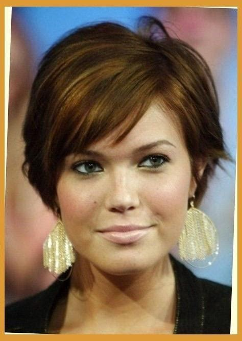 best 20 hairstyles for fat faces ideas on pinterest 2018 latest short hairstyles for heavy round faces