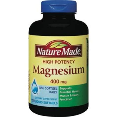 supplement with magnesium dye diet eat food not food additives