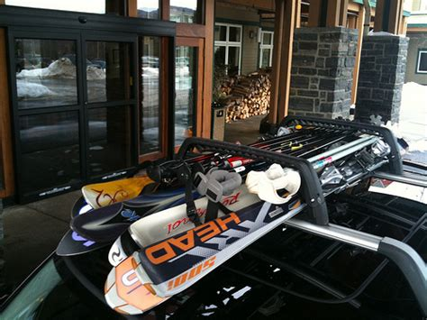 Snowboard Racks For Cars by Ski And Snowboard Racks How To Choose The Best One For