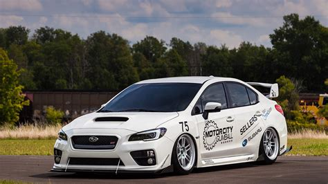 subaru sti 2016 slammed 2015 2016 subaru wrx sti airbag suspension kit level 2