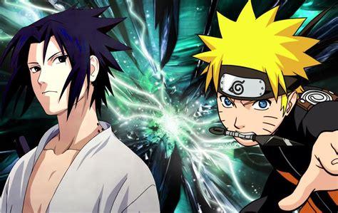 wallpaper naruto vs sasuke sasuke vs naruto shippuden wallpaper for pc cartoons