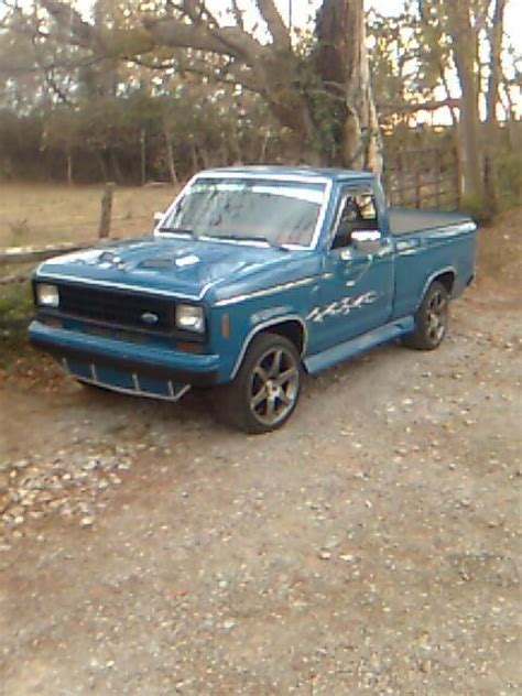 1986 Ford Ranger by Joshuajackson051 1986 Ford Ranger Regular Cab Specs