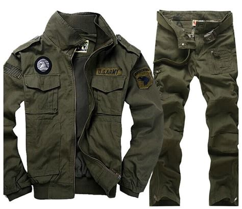 Jaket Deri 2018 style sets for pilot coat usa army air