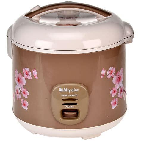 Miyako Mcm 18 Bh Rice Cooker 1 8 L miyako mcm509 rice cooker penanak nasi 1 8 l cokelat