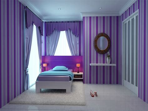 pink and purple bedroom bedrooms purple