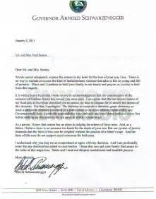 schwarzenegger sent apology letter to victim s family