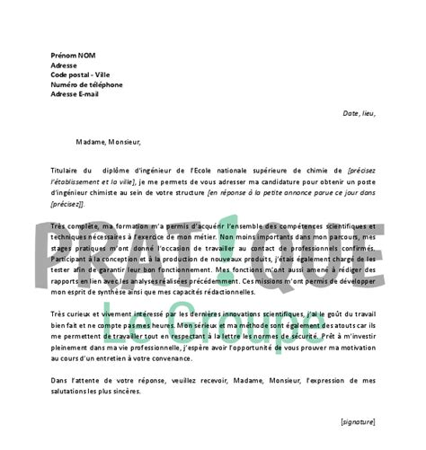 Lettre De Motivation Anglais Ingénieur Informatique lettre de motivation ing 233 nieur d 233 butant employment