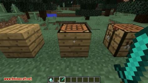 minecraft how to make a bench just another crafting bench mod 1 11 2 1 10 2 9minecraft net