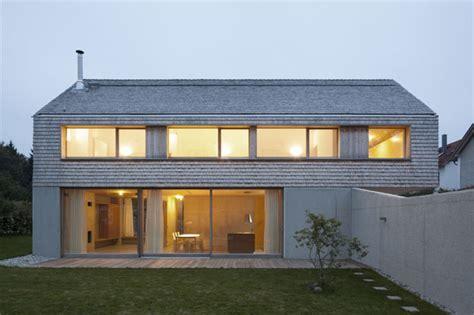 Scheune Hochzeit Oberbayern by Einfamilienhaus In Ebersberg Bathke Geisel Architekten