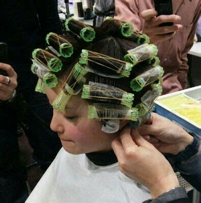 old fashioned salon perms 842 best images about rollers on pinterest