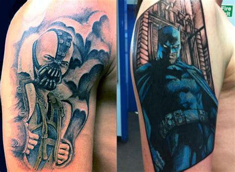 batman armor tattoo 7 geeky batman tattoos techeblog