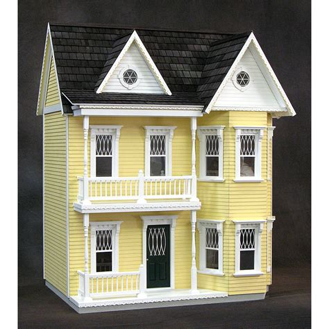 real good toys doll houses princess anne dollhouse kit real good toys free shipping