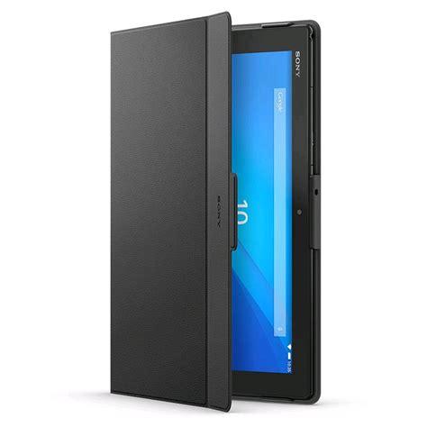 Hp Samsung Z4 sony style cover scr32 for xperia z4 tablet black scr32bk expansys danmark