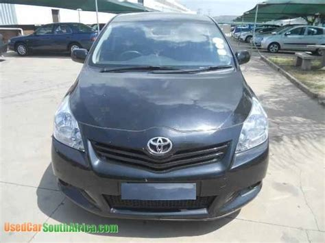 Toyota Verso S For Sale 2012 Toyota Verso 1 6 S Used Car For Sale In Volksrust