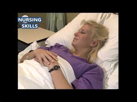 applying an enema or clyster to an older patient youtube how to apply an enema or clyster doovi