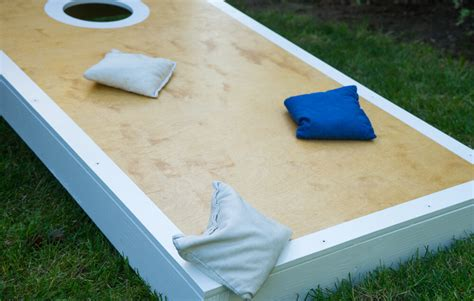 backyard bean bag toss game cornhole or bean bag toss game review and how to play
