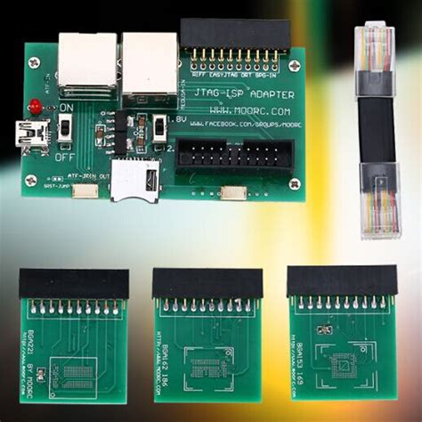 Adafter Isp Direct Ufi easyjtag accessories easyjtag fastest memory programmer in the word
