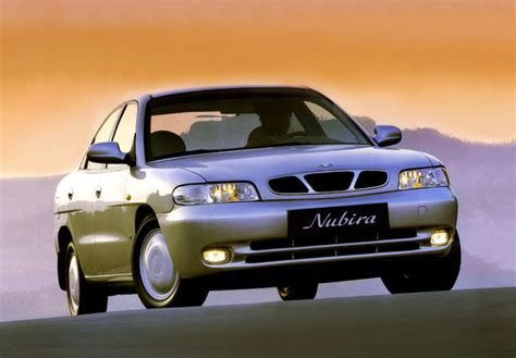 99 Daewoo Nubira Daewoo Nubira Sedan 1997 99 Photos