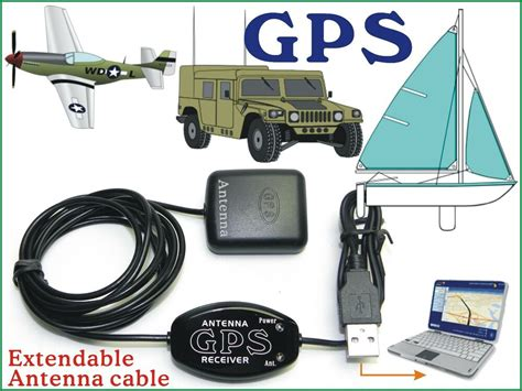 laptop gps receiver antenna boater map netbook pc android tablet usb e ebay