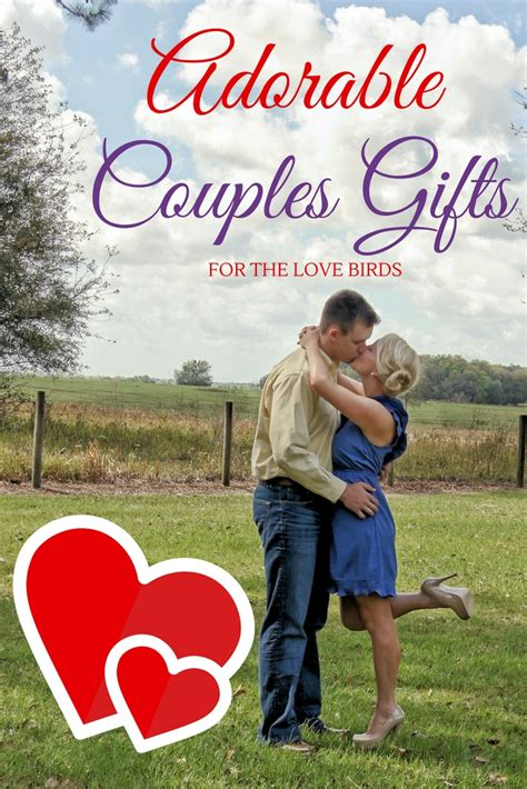 Couples Gift Ideas - adorably and couples gifts