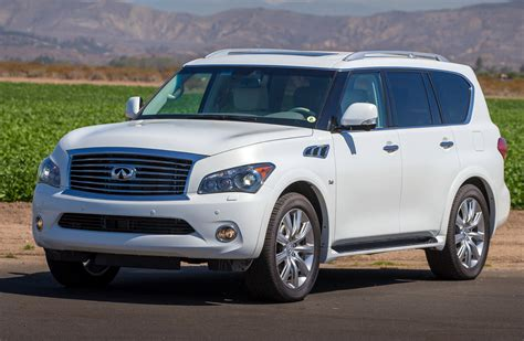 infiniti car qx80 2014 infiniti qx80 review cargurus