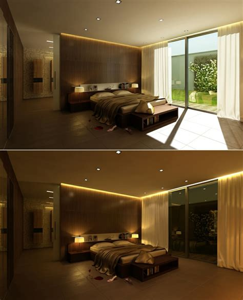 Chic Bedroom Ideas Iluminaci 243 N Led 75 Ideas Incre 237 Bles Para El Hogar