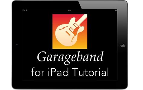 Garageband Tutorial Garageband For Tutorial Mobile Devices