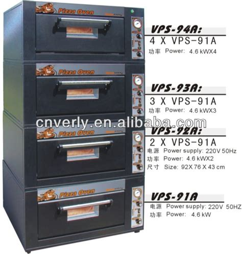 alibaba vps vps 94a cascade pizza oven view electric pizza oven