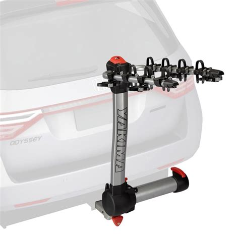 Yakima Bicycle Rack by Yakima 174 Swingdaddy Hitch Mount Bike Rack