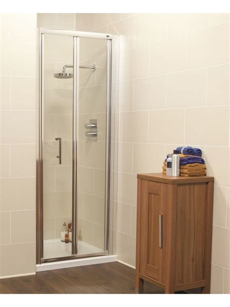 720mm Shower Door Kyra Range 700 Bifold Shower Enclosure