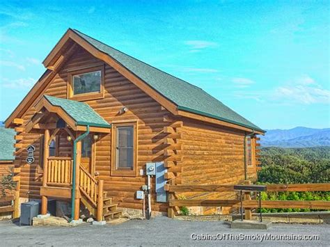 High Mountain Cabin Rentals by Gatlinburg Cabin Soaring High 1 Bedroom Sleeps 4