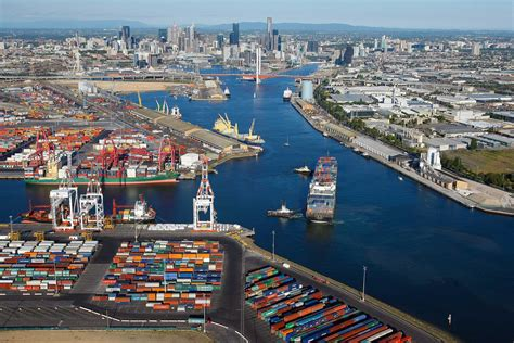 il port port of melbourne stop the sell green left weekly