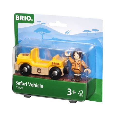 ebay brio brio wooden safari vehicle train set ebay