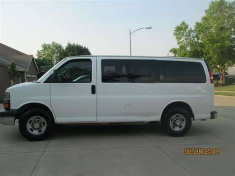 automobile air conditioning repair 2007 chevrolet express 3500 parental controls purchase used 2007 chevrolet express 3500 ls standard passenger van 4 door 6 0l in omaha
